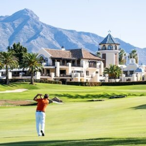 16 LOS NARANJOS GOLF CLUB OLLE KARLSSON