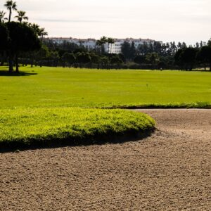 21 LOS NARANJOS GOLF CLUB BUNKER