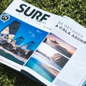 PADDLESURF ALGECIRAS CLUB GETARES CALA ARENA CAMPO DE GIBRALTAR REVISTA SURF A VELA MAGAZINE